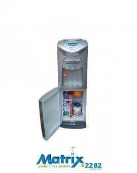 מתקן מים דיגיטאלי עם מקרר - מטריקס